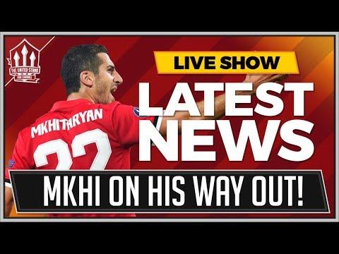 Jose MOURINHO To End MKHITARYAN's MAN UTD Stay? MAN UTD News