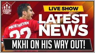 Jose MOURINHO To End MKHITARYAN's MAN UTD Stay? MAN UTD News