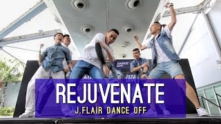 Rejuvenate Dance Crew (MY) | J.Flair Dance Off | RPProductions