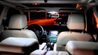 XLED - Land Rover Freelander 2 com leds interior ré placa milha neblina - Civic Bmw Volvo