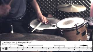 Elvin Jones 'Swing Mambo' Drum Trancription - Gabriel Loto