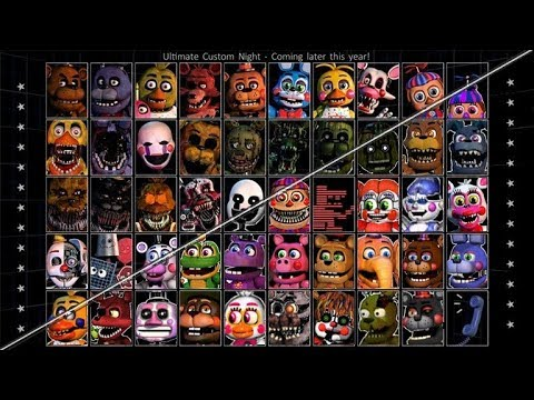 Most Accurate FNaF SFM Models 2018 (Outdated, Watch 2019 Ver )
