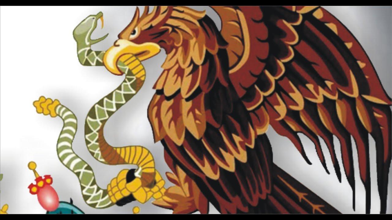 ESCUDO DE MÉXICO: SÍMBOLO DE PODER ¿LA GRANDEZA Y EL