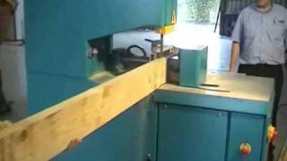 Stenner St80 Band Resaw For Woodworking
