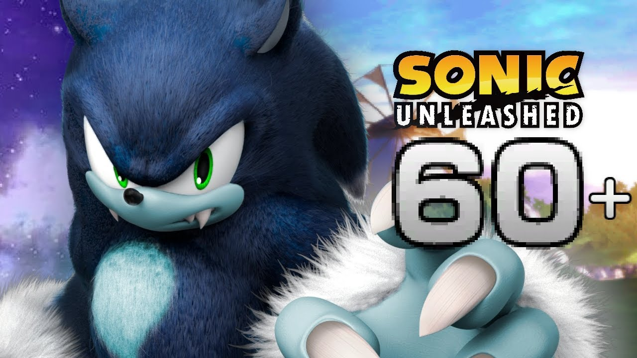 Sonic Unleashed Running at 60fps