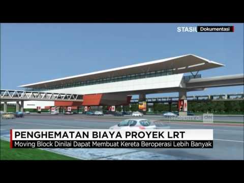 Penghematan Biaya Proyek LRT Mp3