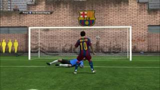 FIFA 2011 - Many Tricks & Skills - Tutorial (PC Controll)