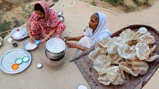 এক মনটই দকনর মত চলর পপড়  Rice Masala Papad Recipe at Home  Easy Chawal ke Papad making