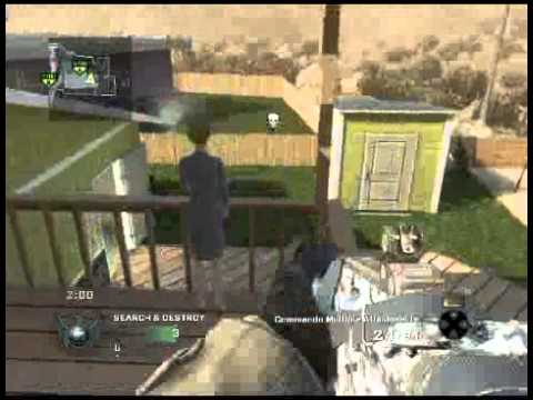 Call of Duty Black Ops ll SnD Nuketown Highlights 3 ATTACK DOGS