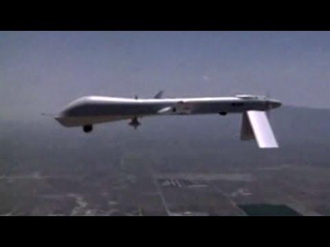 America's Secret Drone War