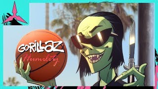 [NEWS] The Powerpuff Girls' Ace is in GORILLAZ!? || (Humility Music Video) || ~Shadow Streak~