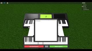 Roblox Piano | Steven Universe ;D