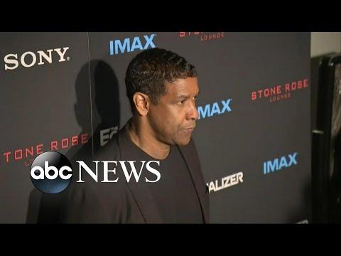 Donnie McClurkin - Watch! Denzel Washington to receive prestigious life-achievement award