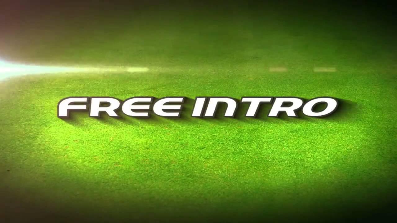 Pro Evolution Soccer Style Intro FREE Template Sony Vegas Pro 11 12 ...