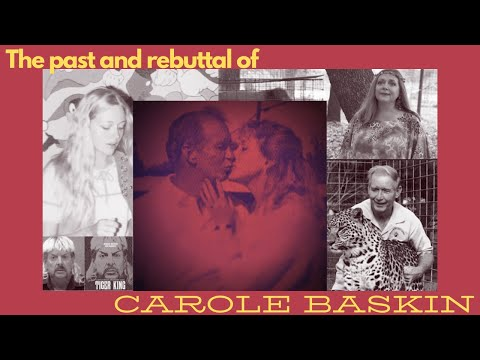 Tiger King - The History Of Carole Baskin & Examining Her Rebuttal To Netflix