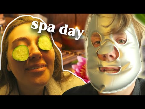 I Gave My Wife A Spa Day At Home