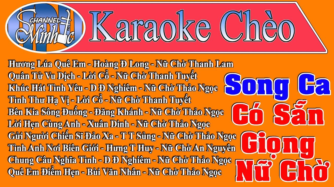 những bài hát karaoke hay