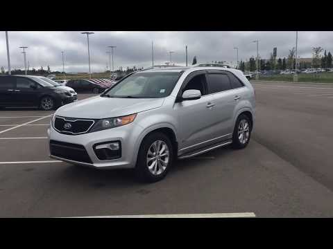 2013 Kia Sorento SX Review