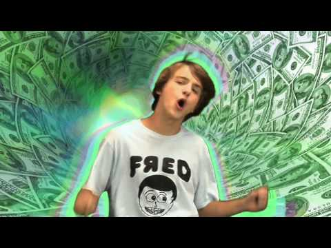 fred figglehorn christmas cash official music video lyrics youtube - Fred Christmas