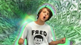 Fred Figglehorn - Christmas Cash - Official Music Video - Lyrics