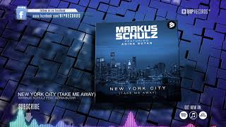 Markus Schulz Feat. Adina Butar - New York City (Take Me Away) (Official Music Video)