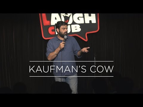 Kaufman's Cow   Stand Up Comedy by Manik Mahna