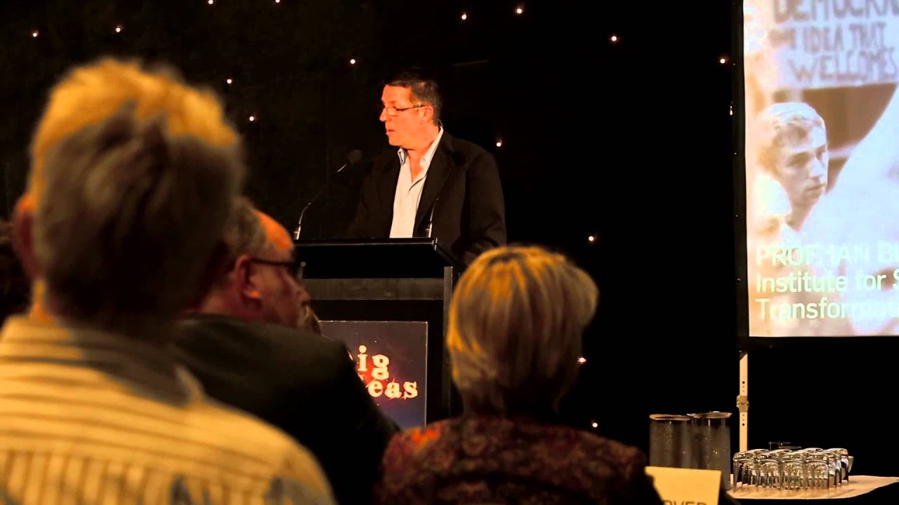Big Ideas Festival   Prof Ian Buchanan   YouTube