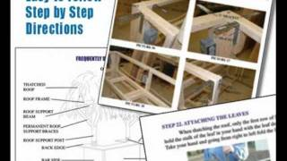 Build Your Own Tiki Bar-tiki Bar Plans