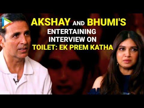 Akshay Kumar | Bhumi Pednekar | Toilet: Ek Prem Katha | Full Interview