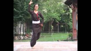 Newari Song (Best romantic newari dance song) - Likka waya - at Mha Mha Nite 2014.Newari dance-Rumi-