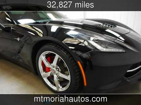 2014 Chevrolet Corvette Stingray 3LT Used Cars - Memphis,Tennessee - 2018-04-25