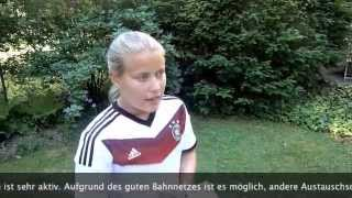 YFU Kohdemaana Saksa / Deutschland als Gastland