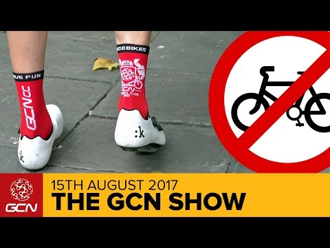 Sock Doping & Banning Ebikes | The GCN Show Ep. 240