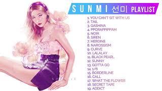 S U N M I - Full Album Playlist