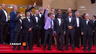 Cannes 2014 : THE EXPENDABLES 3 - Red Carpet