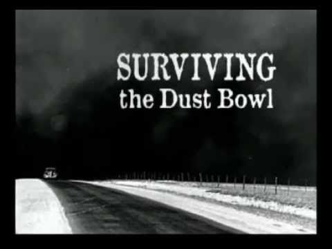 American Experience: Surviving the Dust Bowl (intro only)