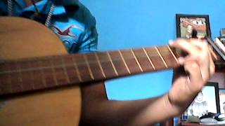 Tus latidos-calibre 50 (cover) en guitarra