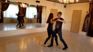 Свадебный танец Репетиция