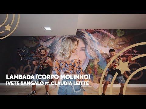Lambada Corpo Molinho - Ivete Sangalo ft Claudia Leitte - Lore Improta  Coreografia