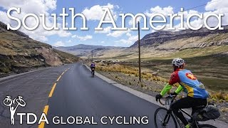 Why cycle South America