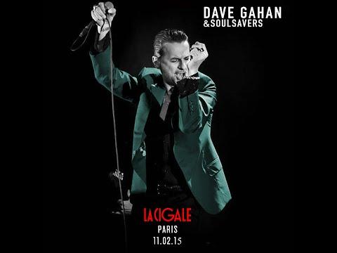 Dave Gahan & Soulsavers - La Cigale, Paris 11.02.15 (Multicam Morphine1977)