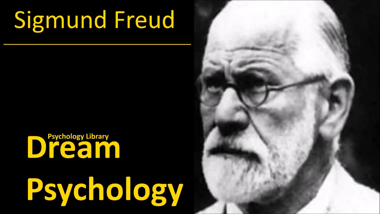 Dream Psychology - by Sigmund Freud - FULL Audio Book ...