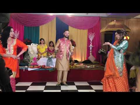 Mehndi dance aaj hai sagai