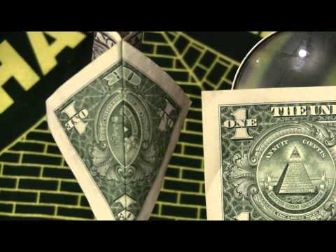 33 Masonic Symbols &Ark of Covenant on Dollar...