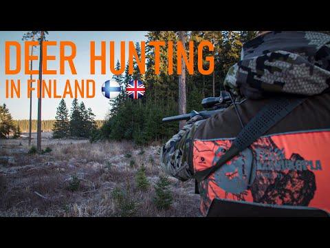 Peurajahti 2020 || Whitetail deer hunting 2020