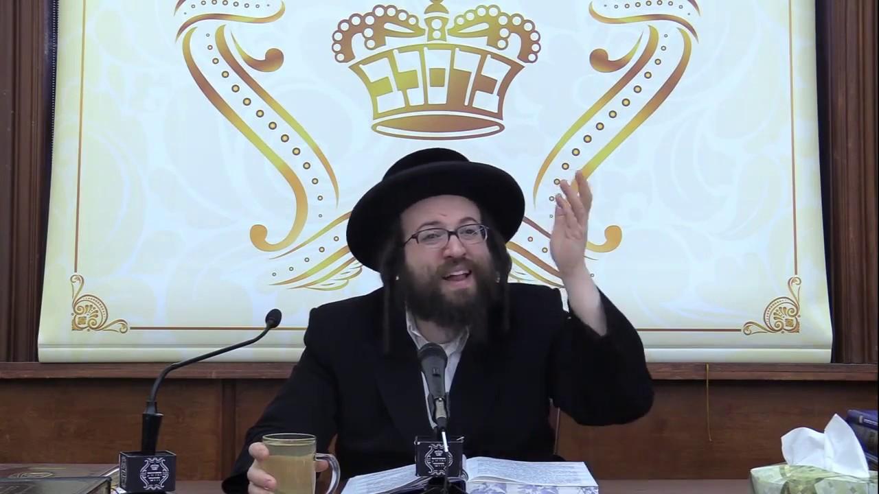 ר' יואל ראטה - א פרייליכן פורים - ב' צו תשע''ט - R' Yoel Roth