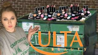 Ulta Dumpster Diving Haul | $2000+ of PRODUCT