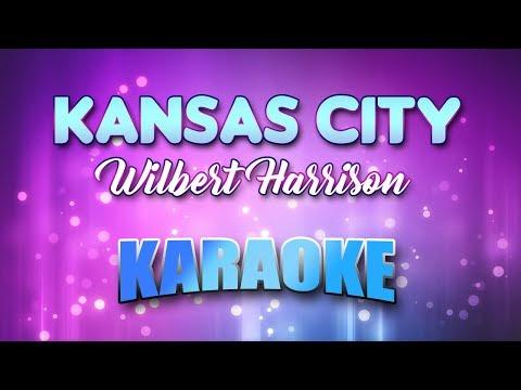 Kansas City - Wilbert Harrison (Karaoke version with Lyrics)
