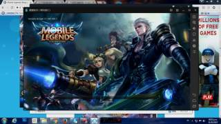 Video Jugar gratis sin descargar a Mobile Legends: Bang bang download MP3, 3GP, MP4, WEBM, AVI, FLV November 2018