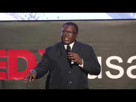 Cleanliness: a new hope for urban development in Zambia | Chitambala Mwewa | TEDxLusaka